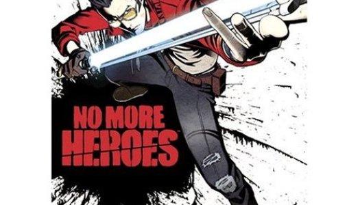 No More Heroes Boxart