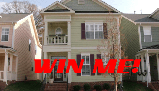 Win A Wii, And A Fully Furnished House!!!