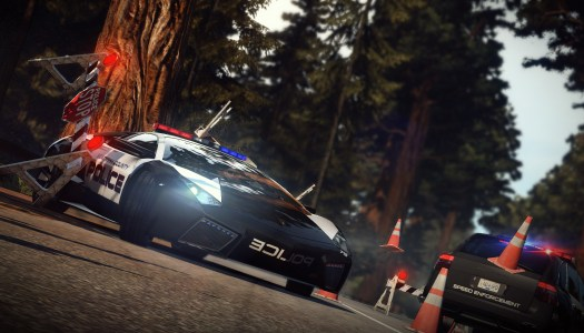 Need for Speed Hot Pursuit for Wii