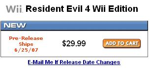 Resident Evil 4 Wii Edition!!
