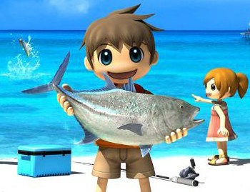 Pure Nintendo Review: Fishing Resort