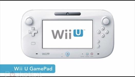 Wii U Game Pad Virtual Tour