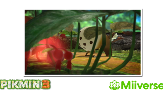 Wii Fit U and Pikmin 3 to feature Miiverse Integration