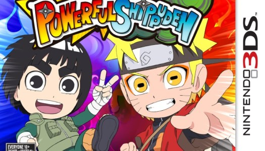 PN Review: NARUTO Powerful Shippuden (3DS)