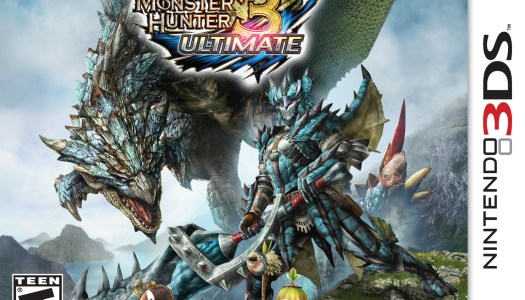 PN Review: Monster Hunter 3 Ultimate (3DS)