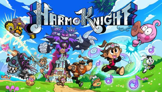 PN Review: Harmoknight (3DS)