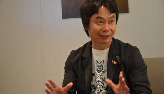 Miyamoto Not As Involved With NX Hardware Development