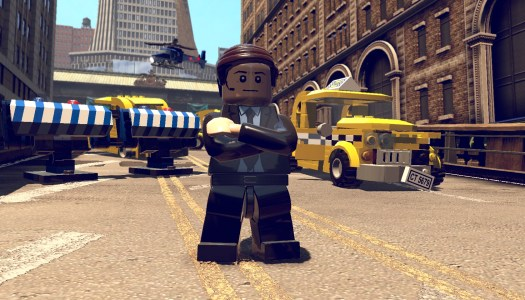 Character Screens for LEGO Marvel Super Heroes