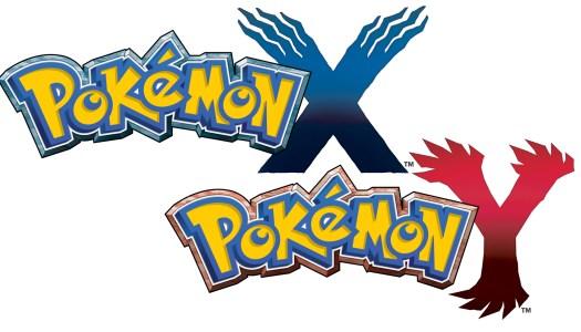 New Pokemon X/Y screens
