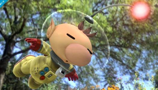 New Super Smash Bros. Wii U Screens
