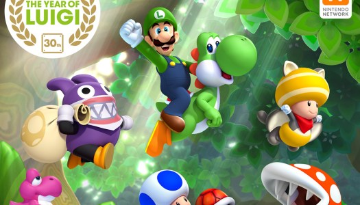 PN Review: New Super Luigi U
