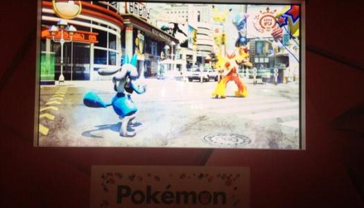 Mysterious Pokemon Screen Leaked