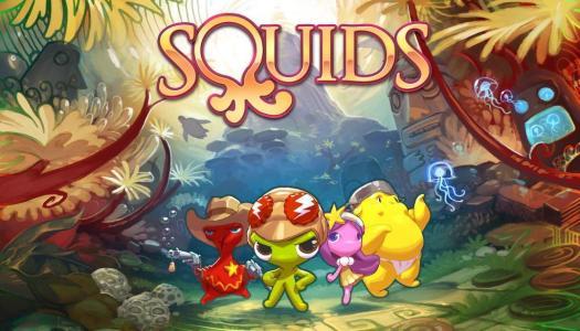PN Review: Squid's Odyssey (3DS eShop)