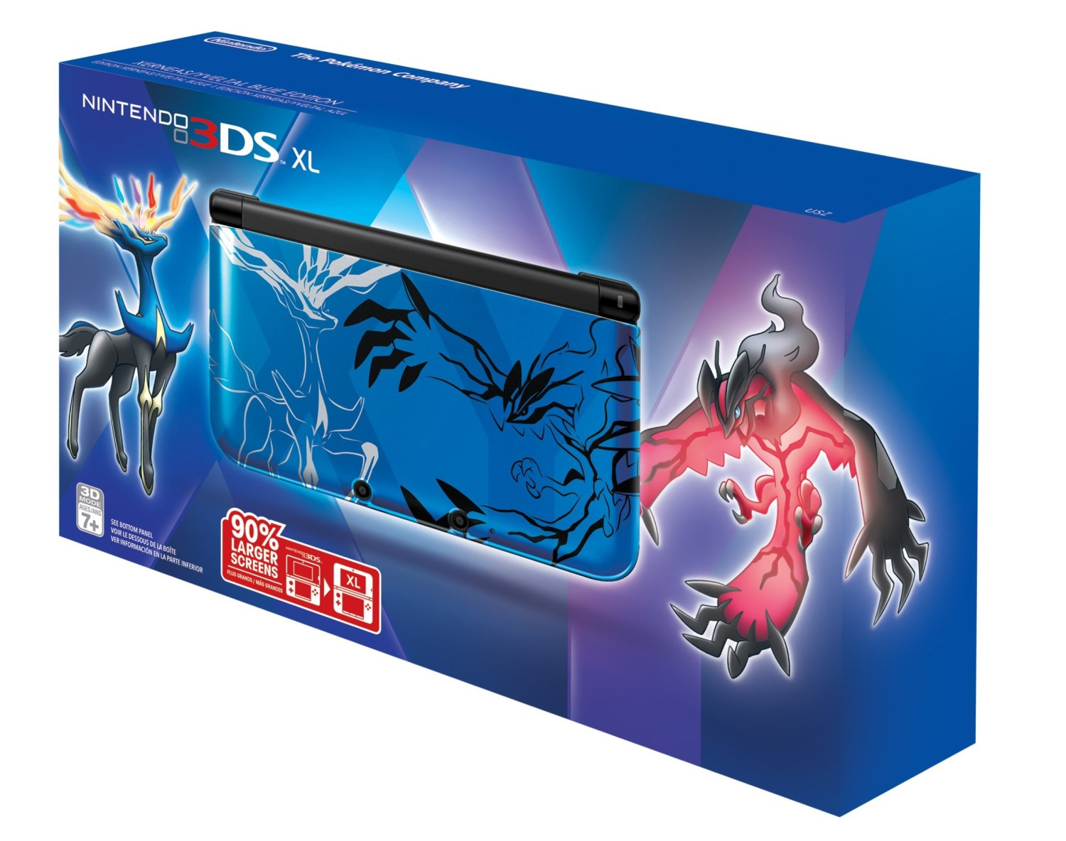 Nintendo Direct: Two Pokemon X and Y 3DS XL bundles announced - Pure ...
