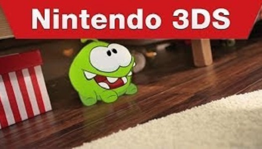 Cut the Rope: Triple Treat coming exclusively to 3DS