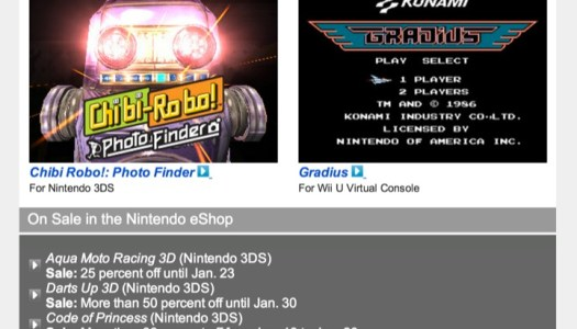 Nintendo Download – January 9, 2014