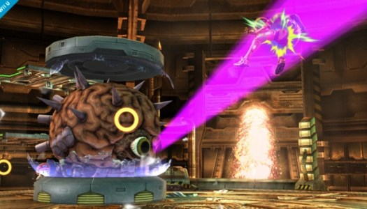 Mother Brain revealed as enormous Smash Brothers assist trophy