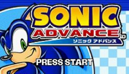 PN Retro Review: Sonic Advance (GBA)