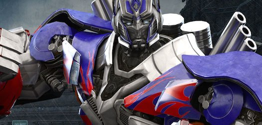 G1 Optimus Prime Returns in Transformers: Rise of the Dark Spark
