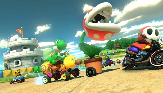 Mario Kart 8 Boosts Wii U Sales in the UK by a Massive 666%