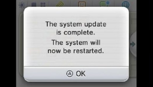 3DS System Update 9.5.0-22 Now Available