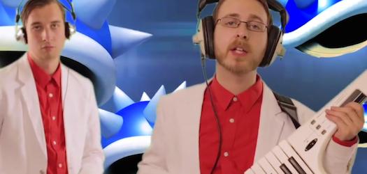 The Brett Domino Trio Sing the Blue Shell Blues for Mario Kart 8 Launch