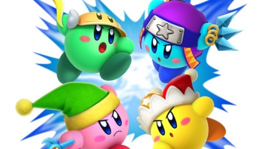 Two Kirby Triple Deluxe Mini Games to Feature in Stand-alone Spin-offs