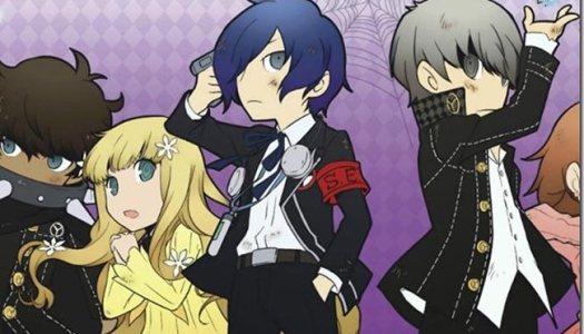 Persona Q: Shadow of the Labyrinth Manga Adaptation