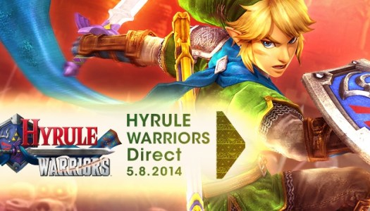 Hyrule Warriors Nintendo Direct Coming August 4/5