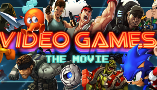 Reggie Appears in Video Games: The Movie