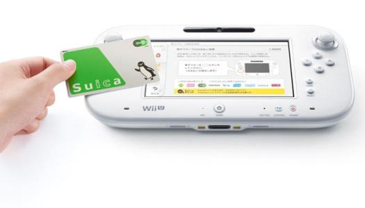 Pay for eShop Purchases via Wii U's NFC Capability in Japan