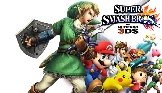 First Super Smash Bros. 3DS Commercial hits Japan