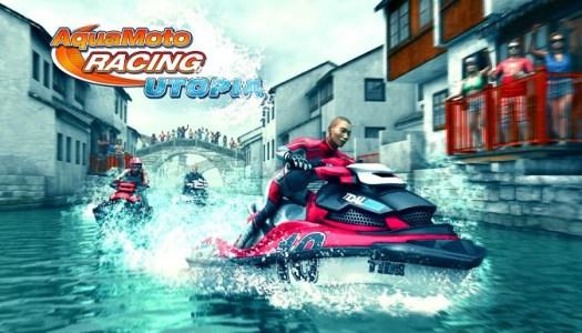 New Tech Demo Video For Aqua Moto Racing Utopia