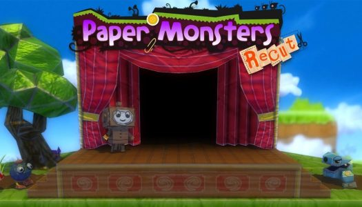 PN Review: Paper Monsters Recut (WiiU eshop)