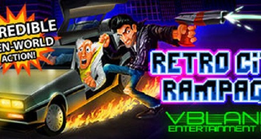 Retro City Rampage: DX update coming this February