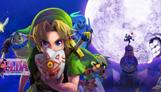 Google teases new smartphone with Zelda: Majora's Mask reference