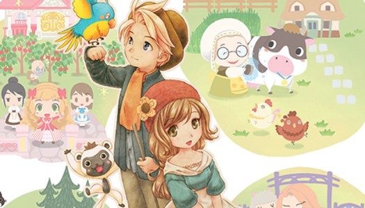 PN Review: Story of Seasons (3DS)