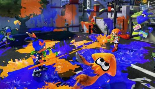 New Trailer and Screenshots for Splatoon