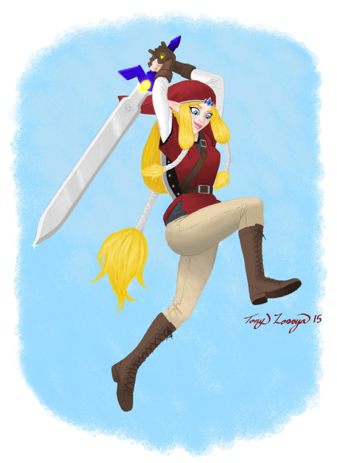WarriorZelda