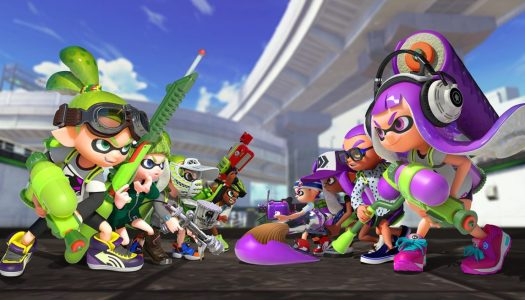 Splatoon launching on May 29, amiibo, and new modes detailed