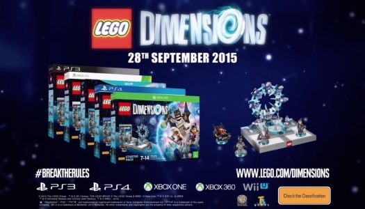 LEGO Dimensions Trailer, First Details