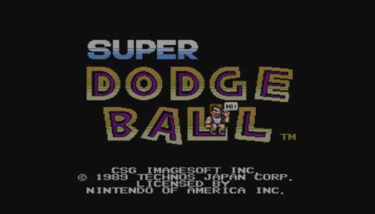 PN Retro Review: Super Dodge Ball (NES)