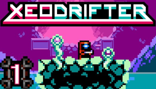 Xeodrifter release date announced for Switch
