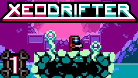 Xeodrifter release date announced for Switch