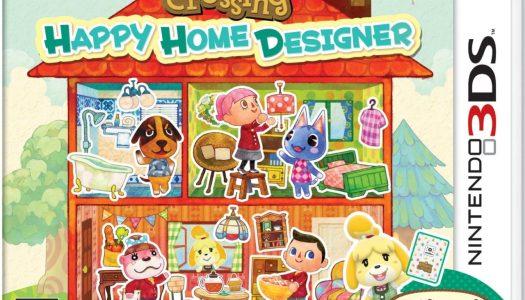 Animal Crossing: Happy Home Designer Bundle Includes NFC Reader