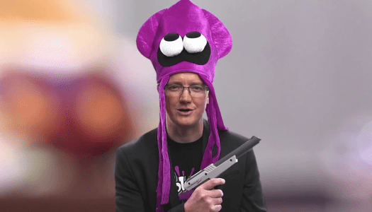 Splatnet Launches and a Nintendo Treehouse Tournament Announced