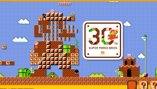 """Nintendo adds """"Let's Super Mario"""" Page to their Mario 30th Anniversary Site"""