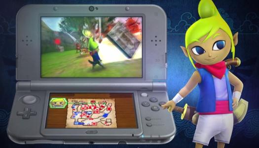 (Updated) Rumor: Hyrule Warriors Heading to 3DS?