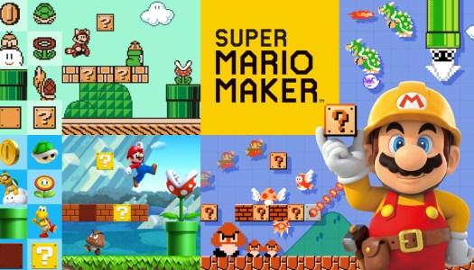 Nintendo shares new video of Super Mario Maker