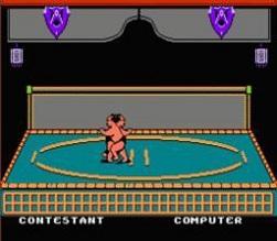 World Games - sumo